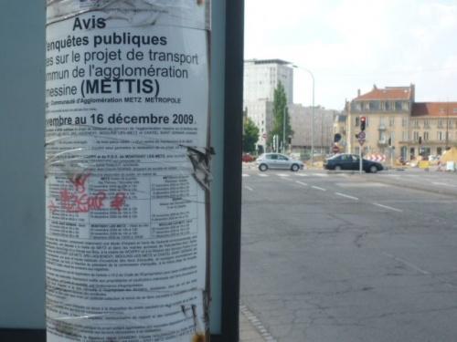 Plan local d'urbanisme - révision simplifiée n°3 (30 avril 2011)