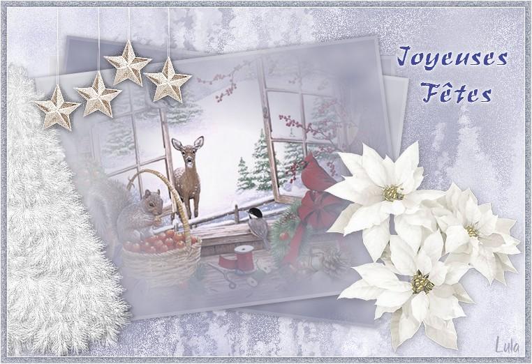 Créas fêtes fin d'année