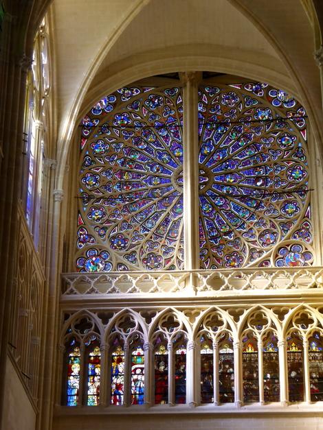 Dans la Cathédrale de Tours: Saint Gatien