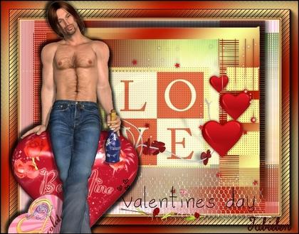 Saint Valentin 2014
