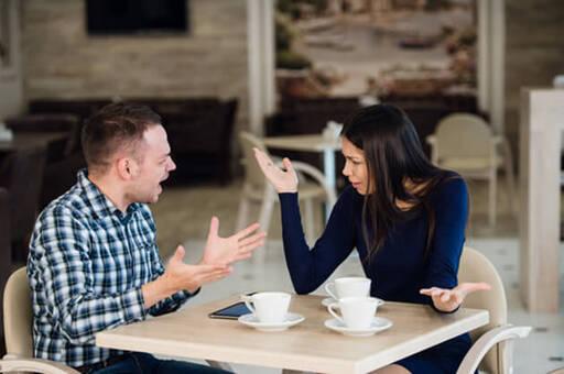 les erreurs commises par les personnes jalouses dispute
