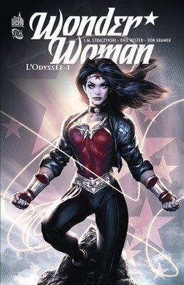 Wonder Woman - L'odysée de J.M. Straczynski & Phil Hester