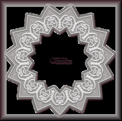 Tube cadre de dentelle 2951