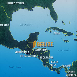 Belize (by Amélie D and Manon)