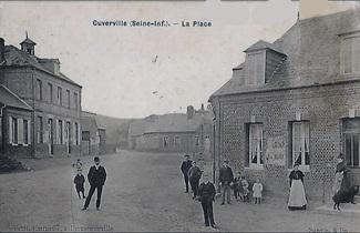LES REMPARTS DE CUVERVILLE-S/YERES (Seine-Maritime)