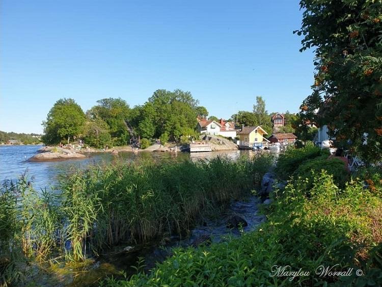 Suède : Vaxholm