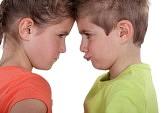 frere et soeur : Une querelle entre les enfants