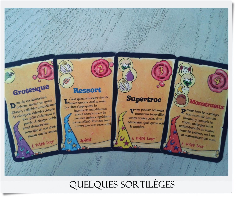Forum nioutaik afficher le sujet jeux de soci t en carton - Sortilege ouverture de porte harry potter ...