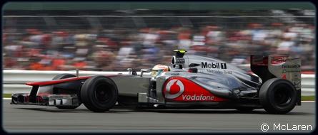 GP Hongrie : Essais libres 1 - Hamilton 1°, Button 2°