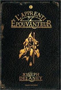 [book] L'épouvanteur, Tome 1 : L'apprenti-épouvanteur ∞ Review