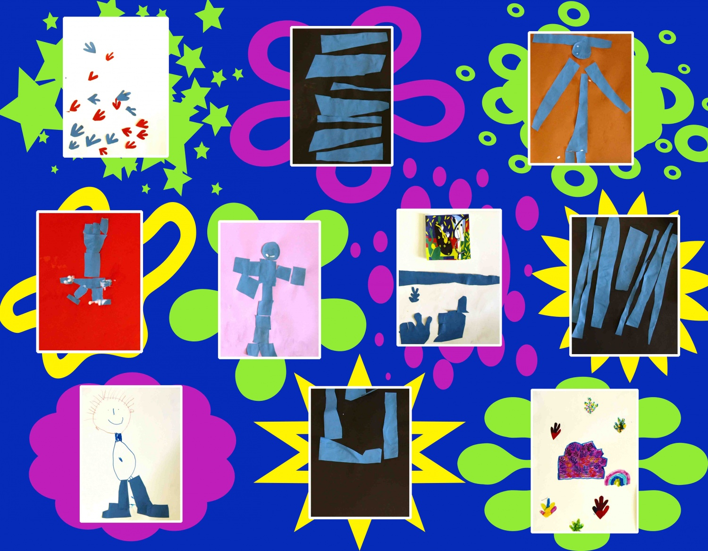 Fabuleux Les découpages de Henri Matisse - Atelier d'arts plastiques pour  DQ51