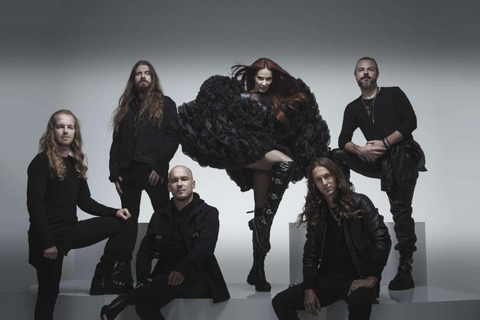 "EPICA - ""Freedom – The Wolves Within"" Clip"