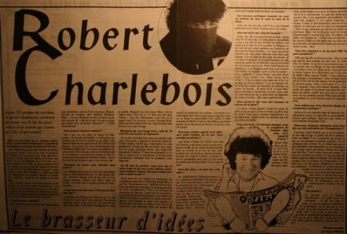 89. Robert Charlebois - chanteur
