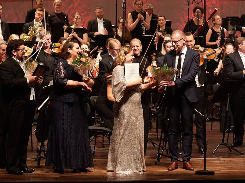 """""""The Lauritz Melchior International Singing Competition""""."""
