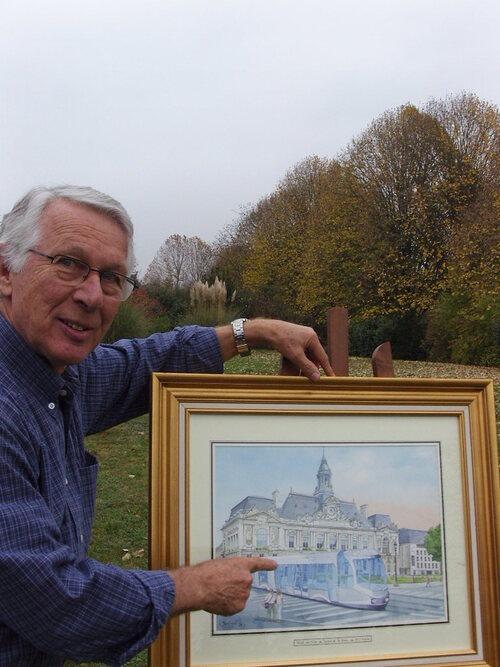 LE BRIGANT MICHEL 40 ans de peinture - 1970 - 2010 -