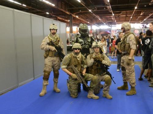 Japan Expo/Comic-Con 2012