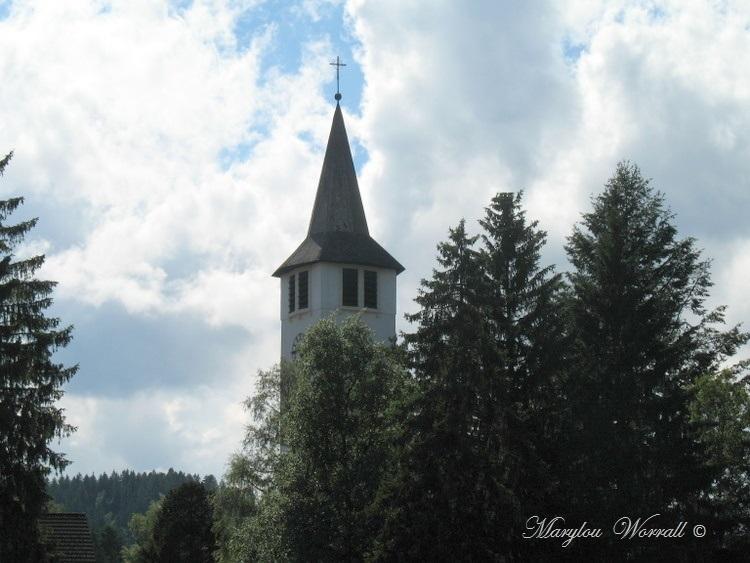 Allemagne : Titisee, sortie du 5 juillet