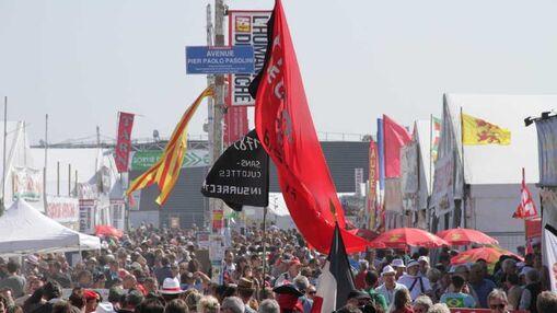 Des centaines de milliers de personnes attendues à la Fête de l'Huma