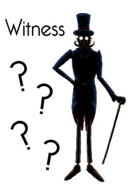 J'ai mon proto de Witness !