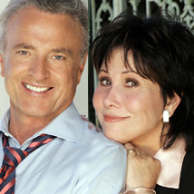 Michele Lee et Kevin Dobson au Hollywood show