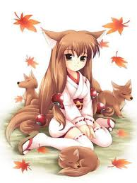 """Résultat de recherche d'images pour """"kitsune girl"""""""