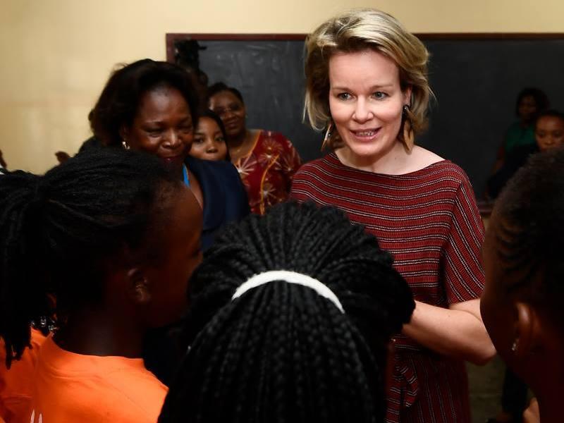 Au Mozambique