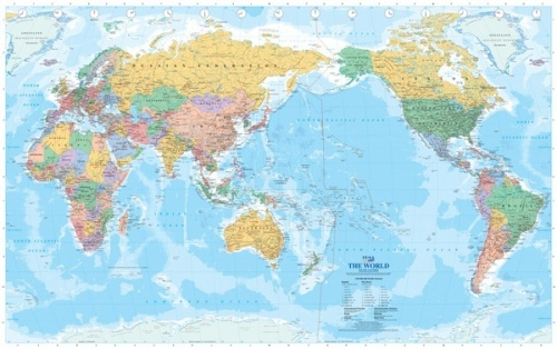 Cartes du monde   SAMPO
