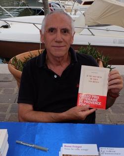 Cassis: Livres et auteurs en escale sur le quai du port