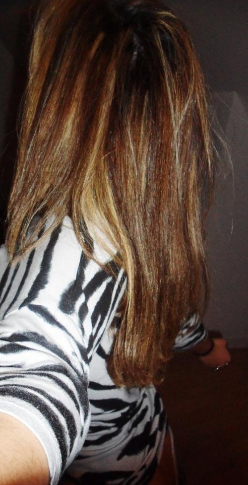 Mes nouveaux cheveux !