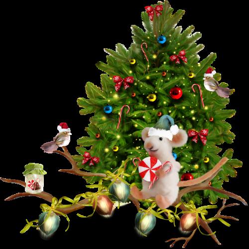 Animaux de Noël Série 10