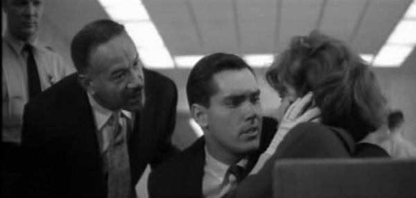 Le témoin silencieux, Key witness, Phil Karlson, 1960