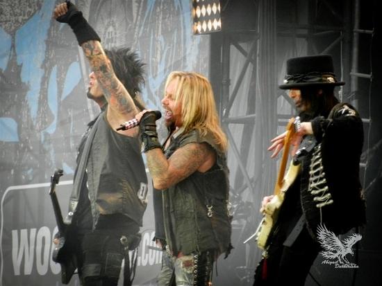 Motley Crüe 071 (Moyen)