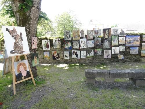 Passion Peinture à Brion sur Ource le 16 juin 2013