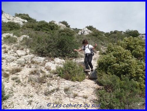 Mont Olympe et rocher de 11heures