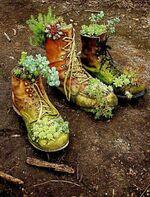 Astuce jardin & Recyclage 001