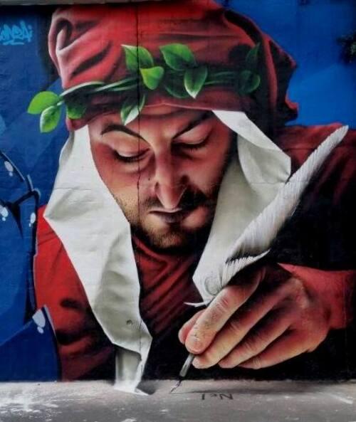 Cosimo Cheone Caiffa, le street art sans limite