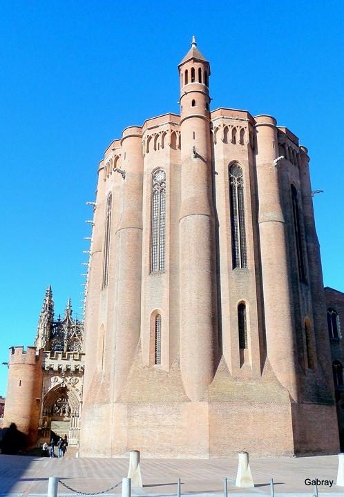 w11 - La cathédrale St Cécile
