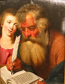 Saint Matthieu, Un des apôtres du Christ, martyr (1er s.)