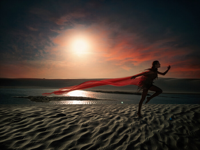 Sea Sand » by Jvdas Berra