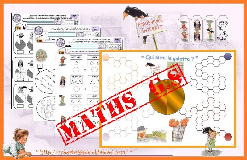 * Maths G.S / galette *