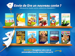 Application Android Badabim : les enfants s'amusent en ligne !