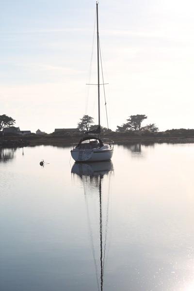 834 - L'île de Kerner à Riantec (56)
