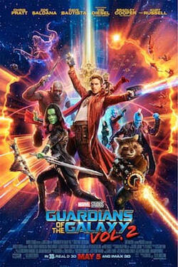 Les Gardiens de la Galaxie - Volume 2 - James Gunn