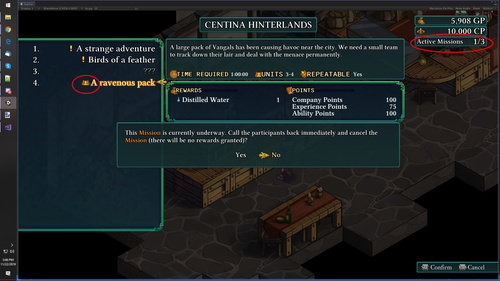 NEWS : Fell Seal, DLC Devlog 1, système de missions*