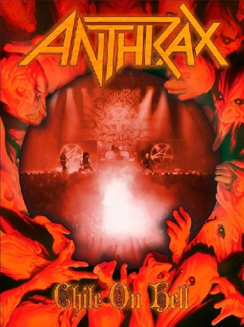 ANTHRAX_Chile On Hell_DVD