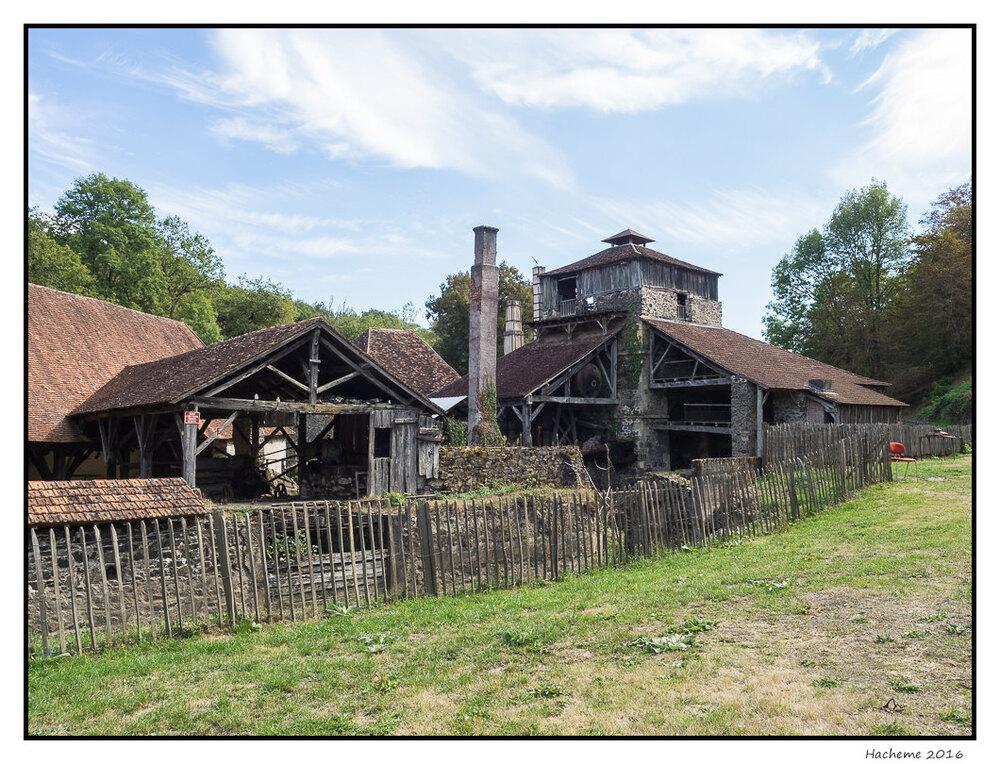 La forge de Savignac-Ledrier