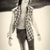 Photoshoot Boo Boo Stewart (Seth dans la saga) on the beach