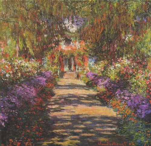 Le jardin du rêve