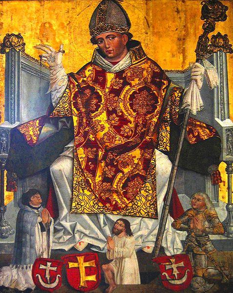 Saint Stanislas. Evêque de Cracovie, martyr († 1079)