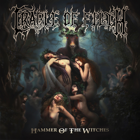 Nouvel album de Cradle of Filth